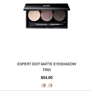 Edward Bess eyeshadow trio